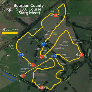 State Meet Course - 2020