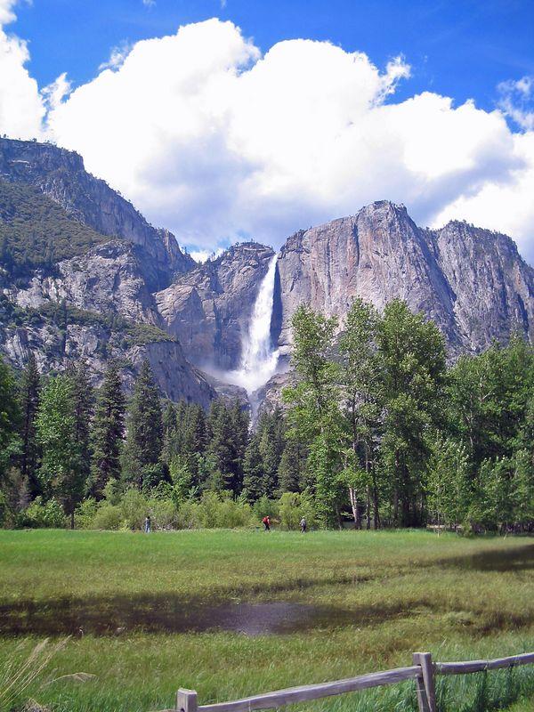 Yosemite Narionsl Park 2005