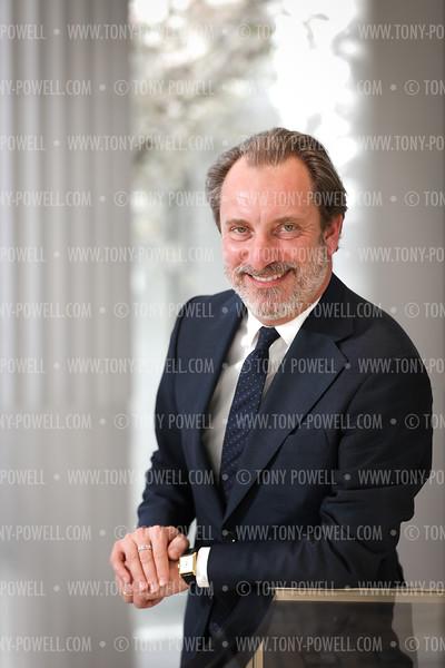 Tiffany & Co. CEO Alessandro Bogliolo