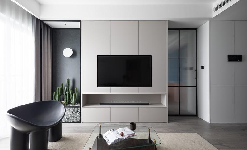 NHD Apartment Interior Renovation by W2D Studio