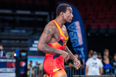 92 - Cox def Moore - 2021 Senior World Team Trials