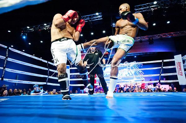 Markell McMillan vs Yorman Guerrero