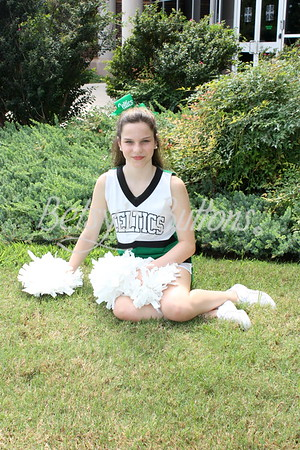 Celtic Cheer 2018-2019