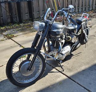 Triumph TR6 SC Motorcycle for Sale