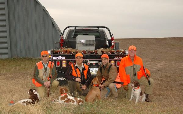 2006 Kansas Pheasant Hunt
