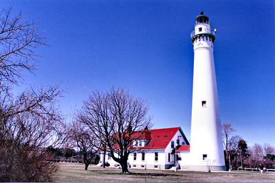 Wind Point Light, Wisconsin