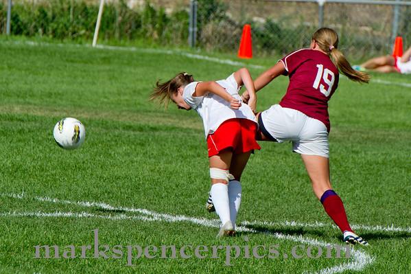 Soccer Girls 2011
