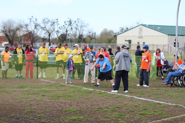 2013 Cherokee Country Special Olympics