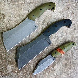 Hatcher Knives Group Shots
