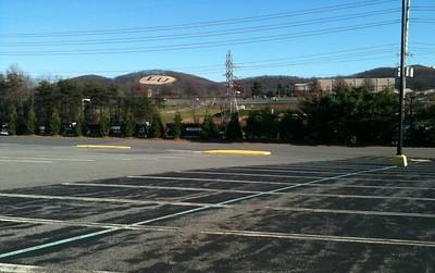 2010 11-28 Karen & Rex at River Ridge Mall
