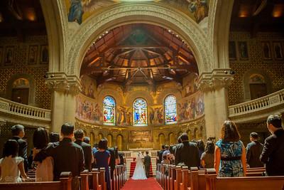 USA Wedding Day