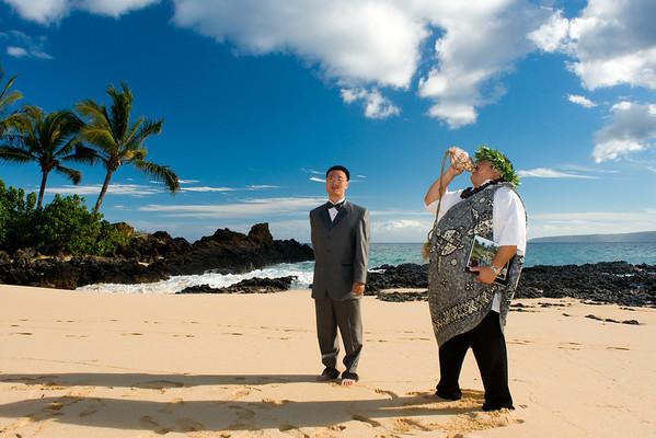 Maui Hawaii Wedding Photography for Li 07.28.08