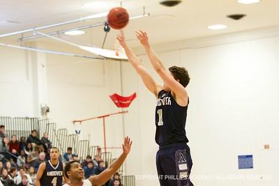 BV Basketball vs. Thayer