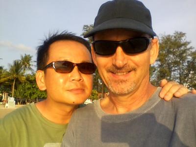 April 2014: Patong Beach Sunset