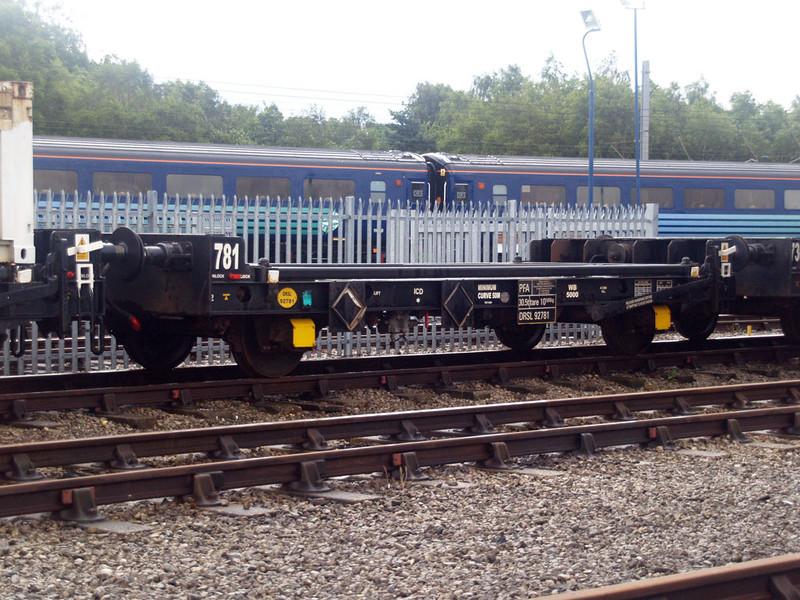 DRSL 92781 Kingmoor 07/07/07