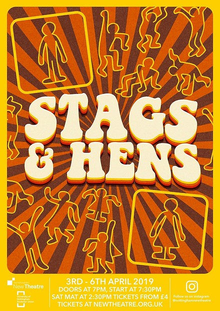 Stags and Hens poster