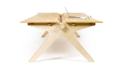 Mobiliario OpenDesk: red de talleres locales, diseño, fabricación y ensamblaje