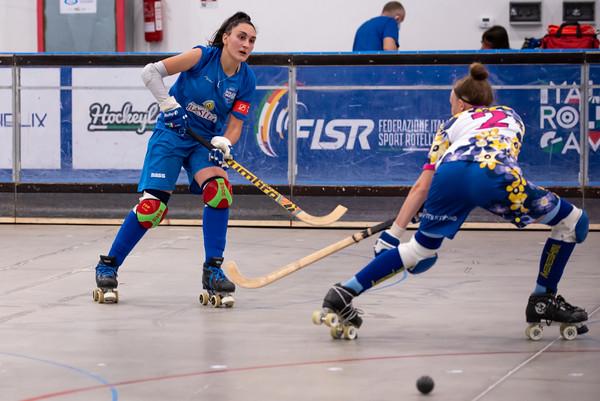 Semifinale: Amatori Modena vs Roller Matera