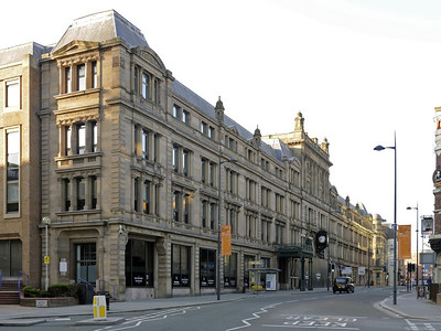 Liverpool Exchange station, 2013