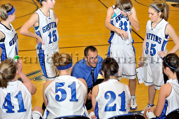 Lincoln-Way East Sophomore Basketball (2009-2010)