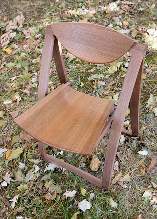 Making Folding Chairs with Michael Fortune