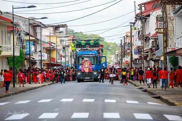 Parade du Mardi gras