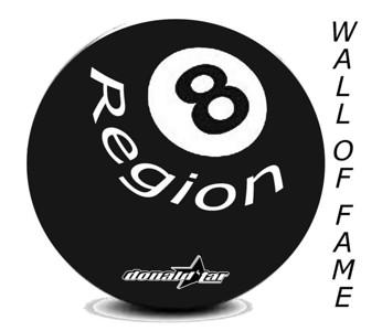 Region 8 Wall Of FAME