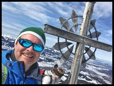 Skitouren Wochenende OA