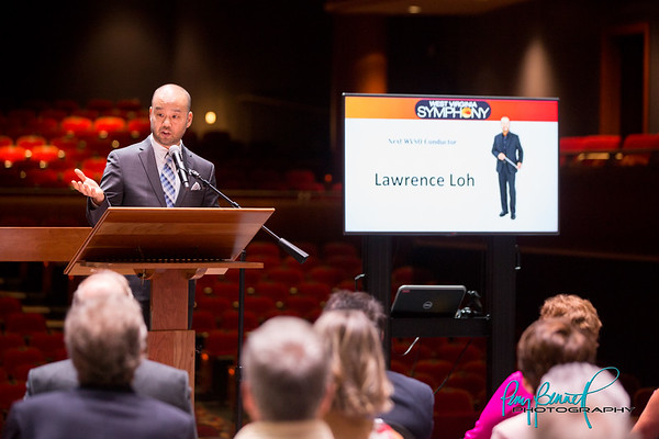 Lawrence Loh Announcement Event 5-30-2017