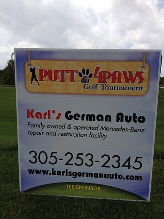 6th Annual Putt 4 Paws Golf Tournament