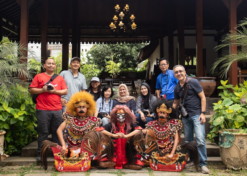Tour Foto di desa Borobodur