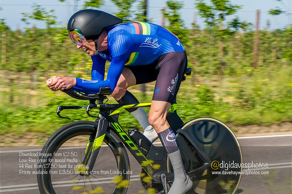 Medway Velo Open 10 mile time trial 19-05-18