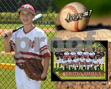 BASEBALL - MIDDLE SCHOOL