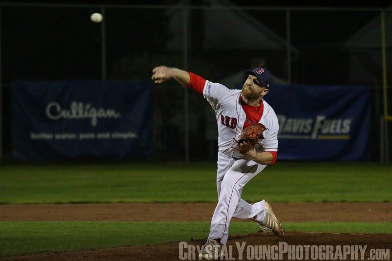 Kitchener Panthers at Brantford Red Sox May 26, 2017