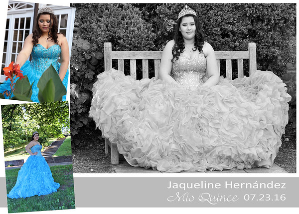 Jaquie's 15 - Photo Casting
