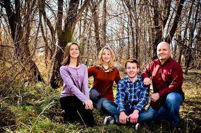 Hunt Family December 2014