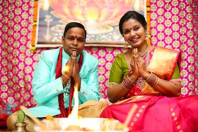 Suhasini Pooja Performed by Geeta and Praveen
