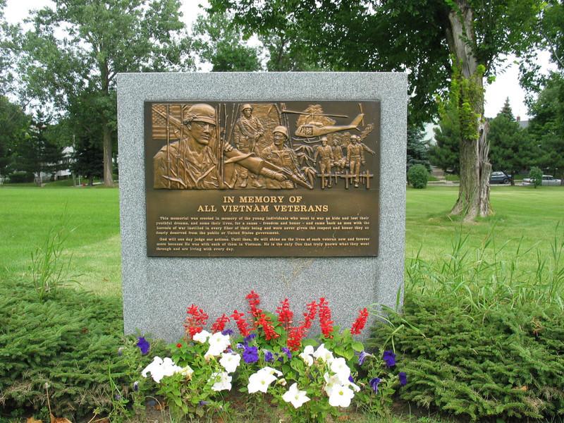 In Memory of All Vietnam Veterans