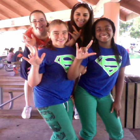 Summer Academy Picnic 2012