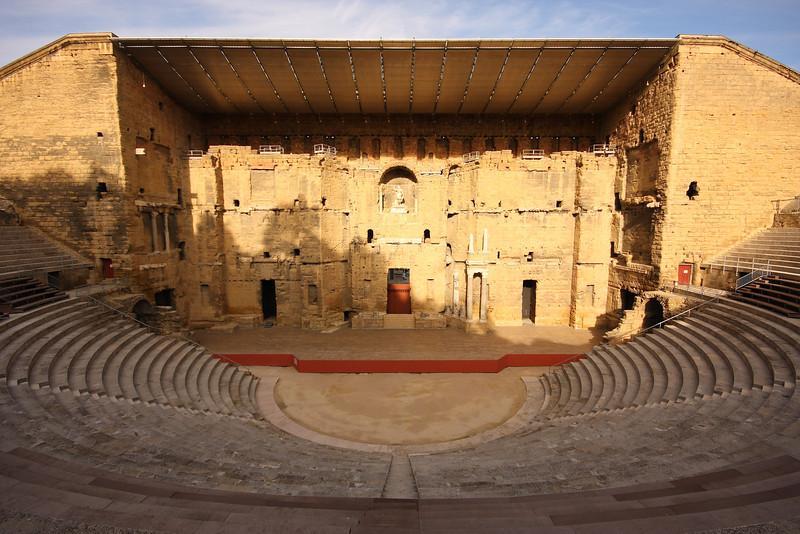 Théâtre antique d'Orange - Roman Theater 40 BC