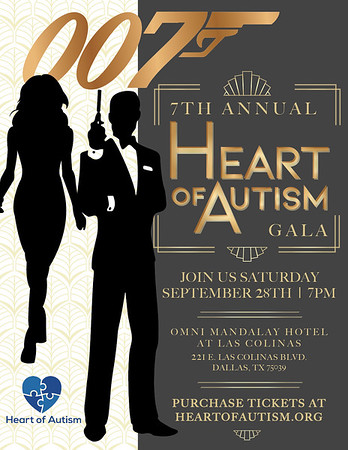 Heart of Autism 2019 Gala