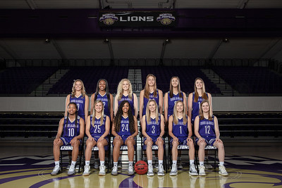 2018-2019 UNA Basketball Teams