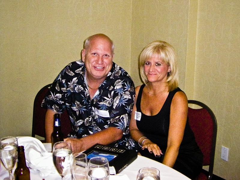 Catfish Dale Bernard (GCM1972), Michele Murphy Mele (74)