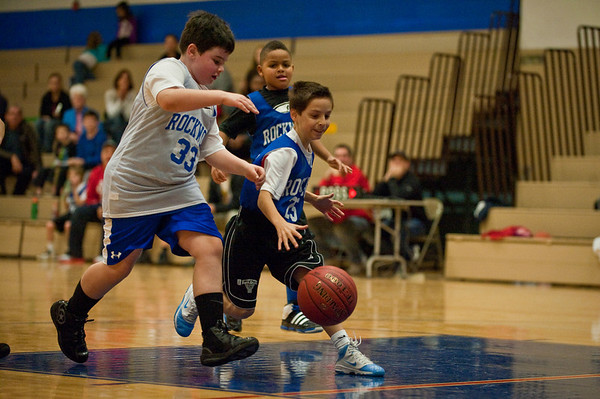 Rockwood Basketball January 2012