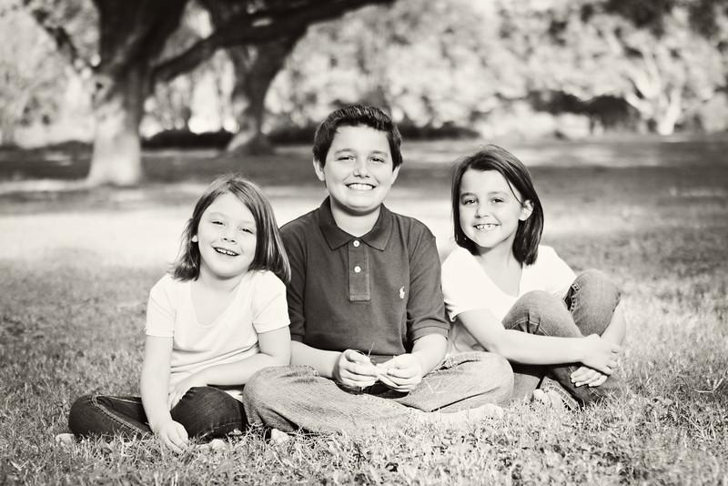 Delaune Family