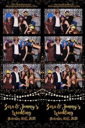 10/10/21 - Zara & Jonny Wedding