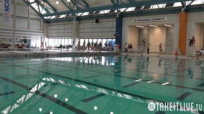 E05 Junior Team Preliminary Competition 2015 U.S. Open Synchronized Swimming Championships - Takeitlive.tv Livesynchro Channel