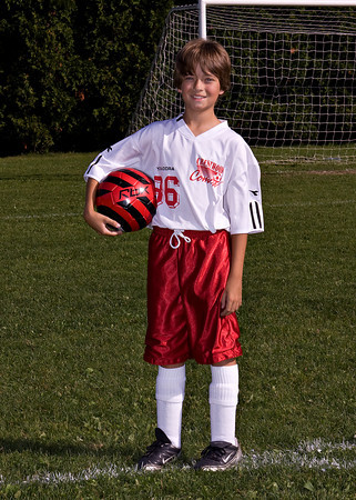 Crestwood Soccer Team and Individual Photos- Fall 2009