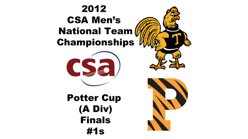 2012 MCSA National Team Championship Videos