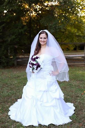 Ashley's Bridal Peeks
